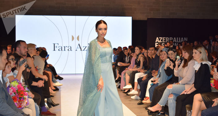 В Баку завершился Azerbaijan Fashion Week