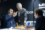 Шахрияр Мамедъяров на супертурнире по шахматам Altibox Norway Chess