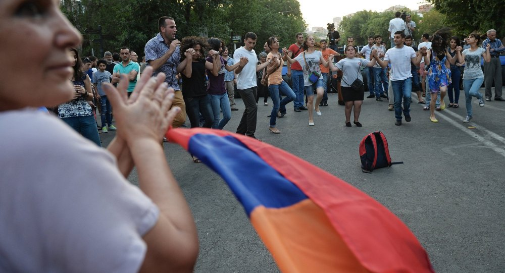 Situation in Armenia