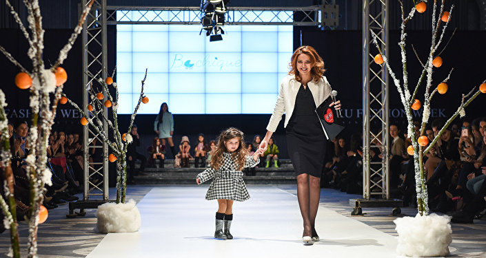 Открытие Baku Fashion Week
