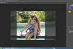 Adobe Photoshop redaktoru