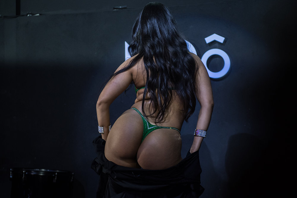 Males allowed to compete in brazil's famous miss bumbum pageant