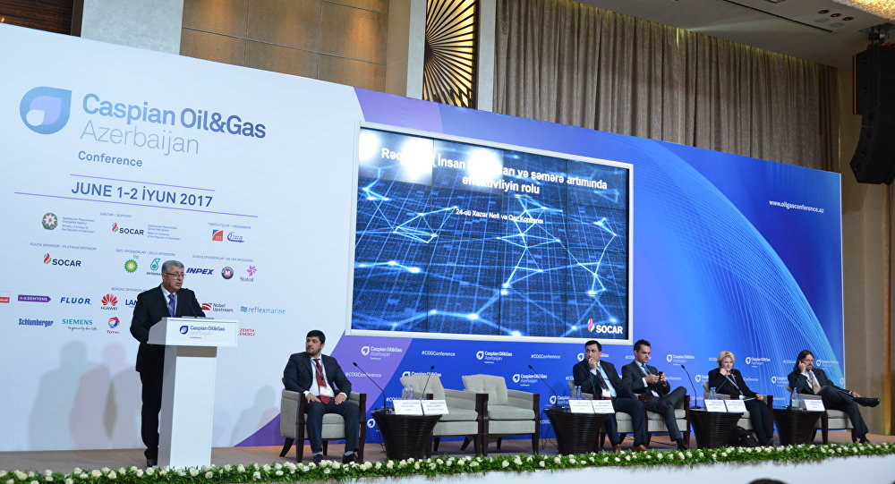 Caspian Oil and Gas 2017