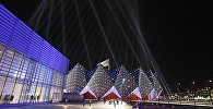 Спортивно-концертный комплекс Baku Crystal Hall