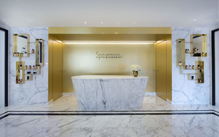спа-центр Spa Metropole by Givenchy